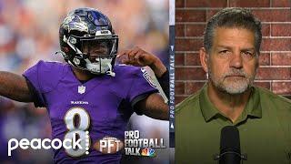 Week 6 superlatives: All Lamar Jackson does is win | Pro Football Talk | NBC Sports