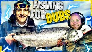 FISHING FOR DUBS! W/ TIMTHETATMAN, DRLUPO & MONSTCR (Fortnite: Battle Royale)