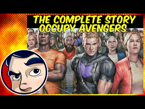 """Occupy Avengers """"Civil War Aftermath"""" – MN Complete Story"""