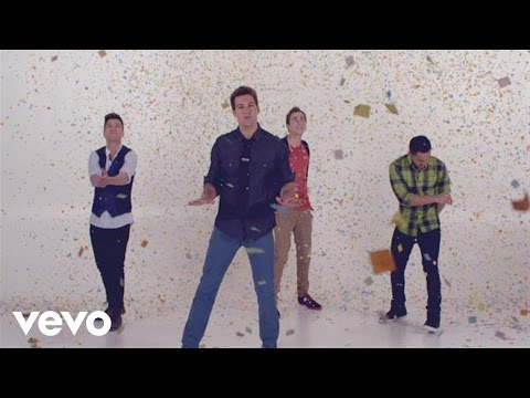 Big Time Rush – Confetti Falling