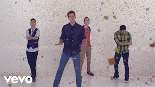 Звёзды канала Nickelodeon, Big Time Rush - Confetti Falling