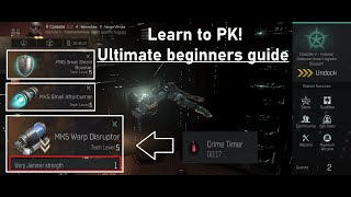 [[EVE ECHOES]] Learn to PK! The ultimate beginners guide