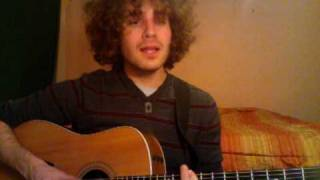 "Ari Herstand - ""Itch Inside Your Ear"" (acoustic) w/ lyrics"