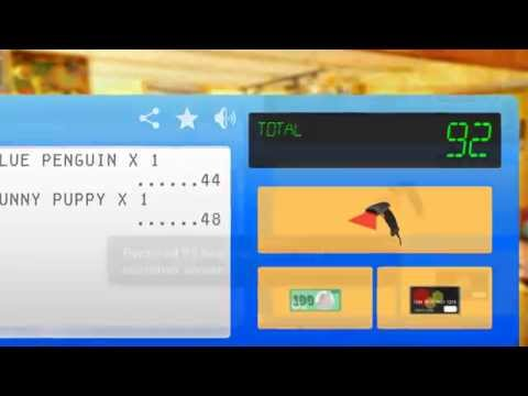 Video of Kids Game: Me Cashier