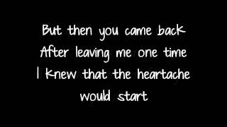 Westlife - Please stay (With Lyrics)
