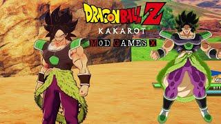 Dragon Ball Z Kakarot - Broly DBS
