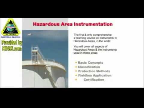 Hazardous area instrumentation and control training. - YouTube