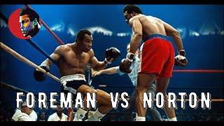 George Foreman vs Ken Norton #Legendary Night# HD