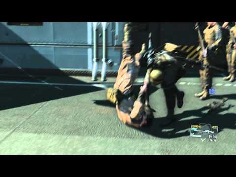 Metal Gear Solid V The Phantom Pain - Raising Staff Morale