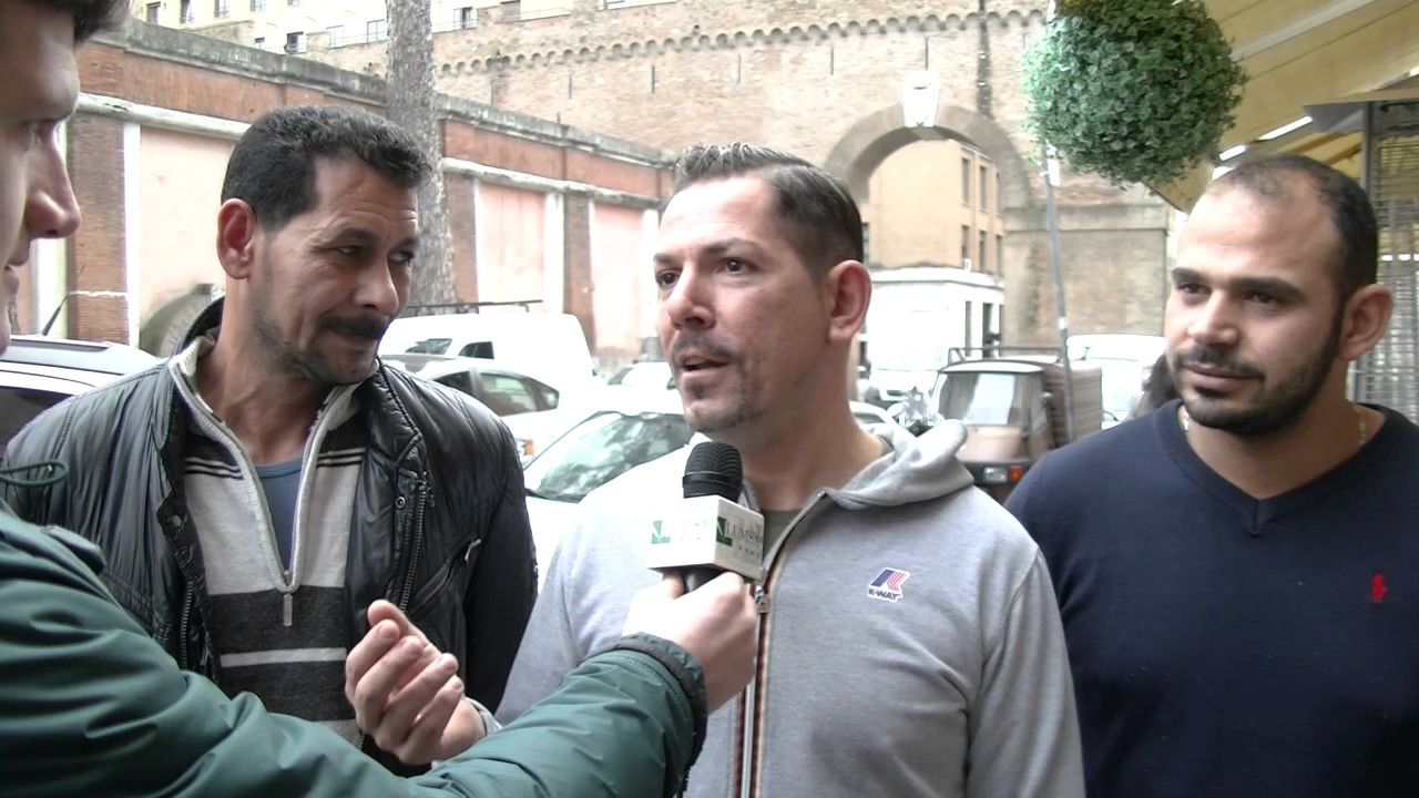 Il nuovo stadio <br>della Roma è a rischio<br>La parola ai cittadini