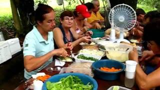 preview picture of video 'Churasco no Rio'