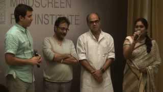 Virundhinar Pakkam Archana & Thalaivasal Vijay Speaks at Rajivmenon's Mind Screen Film Institute Ina