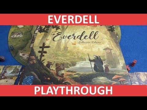 Everdell - Playthrough - slickerdrips