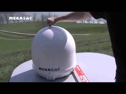 Sat-Antenne Campingman Portable