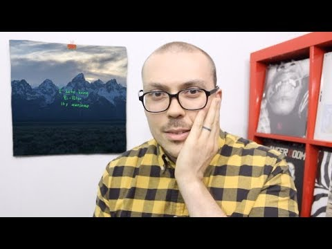 Kanye West – ye ALBUM REVIEW