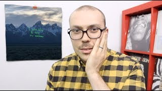 The Needle Drop - Kanye West - ye ALBUM REVIEW