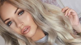 COME TO THE SALON WITH ME   ASH BLONDE HAIR   Lucy Jessica Carter