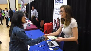 Career Fair Brings Employers To Students