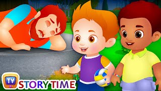 Man In The Park - Bedtime Stories for Kids in English | ChuChu TV Storytime for Children
