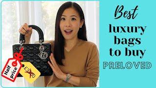 Best Luxury Handbags To Buy Preloved. |Hermes, Dior, Chanel, Celine, Bottega Veneta| AD