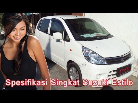 Spesifikasi Singkat Suzuki Estilo