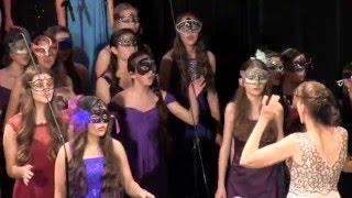 Masquerade cover by VOENA