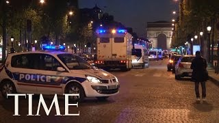 What To Know About The Paris Champs-Elysees Shooting Claimed By ISIS   TIME