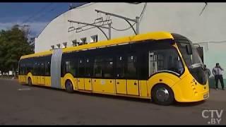 Электробусы вышли на улицы Минска: в чем преимущества и как воспринимают транспорт горожане