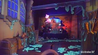 [4K] Roger Rabbit Taxi Ride-through 2015 - Disneyland