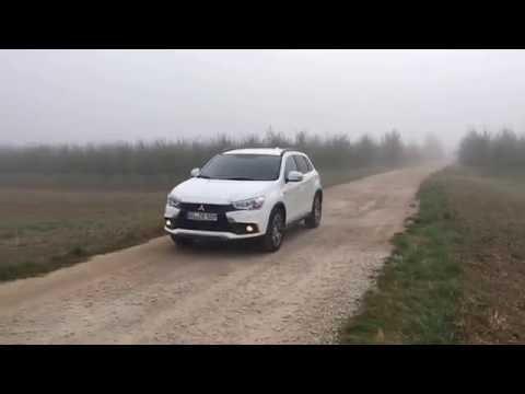 Neuer Mitsubishi ASX (2017)
