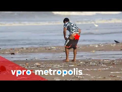 Intia, tuo hiekkarannalle kakkaamisen luvattu maa