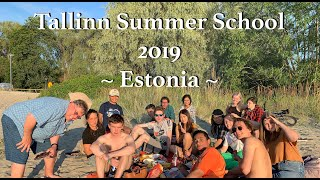 #Part 1: Summer School in Estonia 🇪🇪 (A Travel Documentary by Ritueli Daeli) 14 July - 2 August