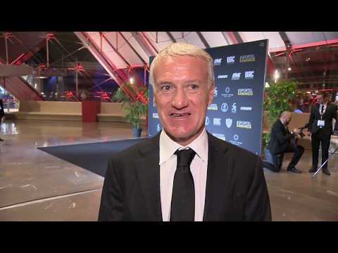 Didier Deschamps - SPORTELMonaco 2018 Interviews