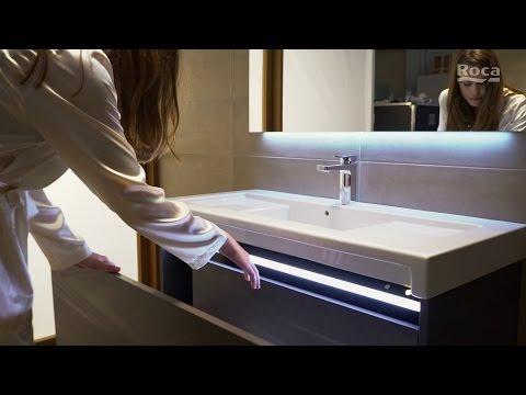 Stratum – Bathroom furniture | Roca (English version)