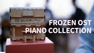 Frozen 1 & 2 OST Jazz Piano Instrumental Collection