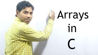 Download Youtube: Arrays in C Programming (HINDI/URDU)