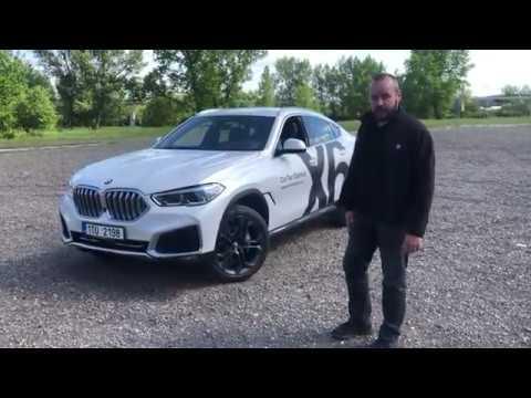 BMW X6 30d 195 kW
