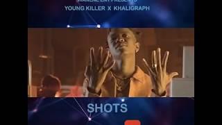 Young Killer X Khaligraph Jones Feat Sagini-SHOTS (Official Music Video)