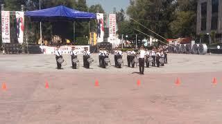"Banda de Guerra UDI Azcapotzalco ""B"" Copa Leyenda Oro JV 2017"