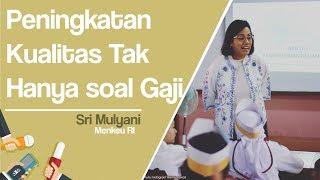 Ada Usulan Gaji Guru Rp20 Juta, Sri Mulyani: Ada Peran Penting Pemerintah, Tak Hanya Soal Gaji Guru