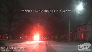 02-17-19 Toledo, OH Metro - Snowfall & Accidents