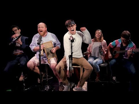 Broadway Unplugged: An Awesome, Acoustic Version of