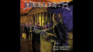 Megadeth - The System Has Failed [Full Album] (2004)
