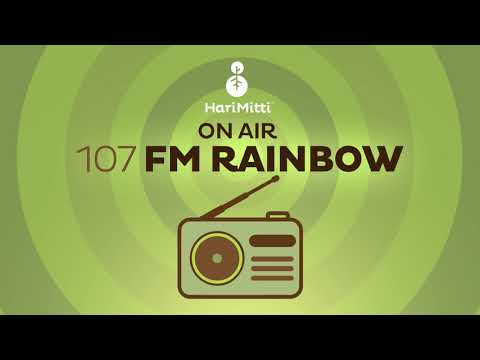 HariMitti on Air 107 FM Rainbow