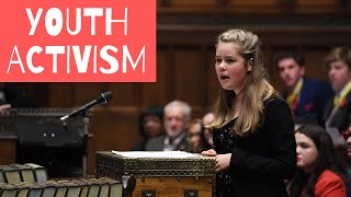 HOW TO BECOME A YOUTH ACTIVIST!!
