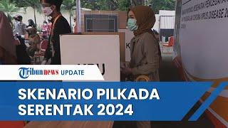 Pandemi Covid-19 Masih Melanda Indonesia, KPU RI Siapkan 2 Skenario pada Pilkada Serentak 2024