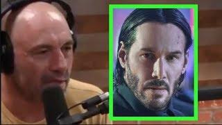 Joe Rogan - Keanu Reeves Is Legit