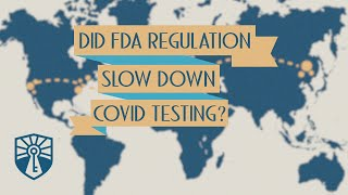 Click to play: FDA Regulation of Diagnostic Testing and COVID-19