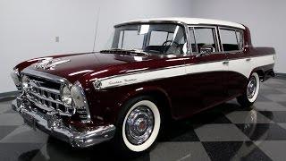3860 CHA 1957 AMC Rambler