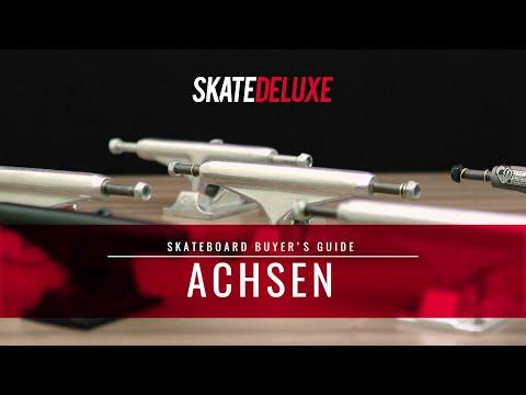 So wählst du die richtigen Skateboard Achsen aus | skatedeluxe Buyer's Guide